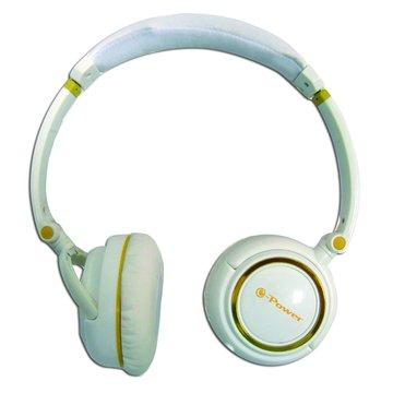 M610(白黃)頭戴式耳機(福利品出清)