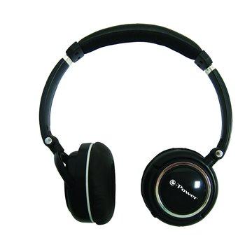 M610(黑銀)頭戴式耳機(福利品出清)