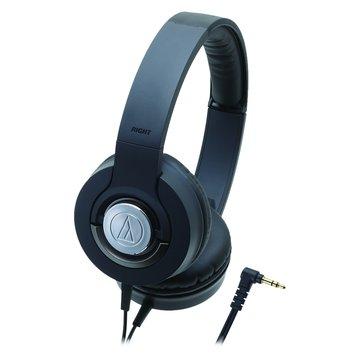 WS33X BK(黑)攜帶式耳機(福利品出清)