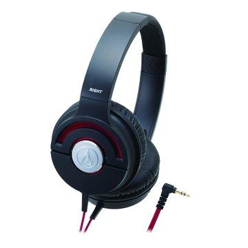WS55X BRD(紅)攜帶頭戴式耳機(福利品出清)