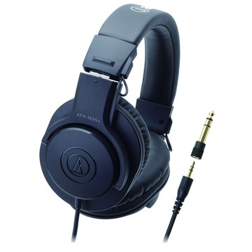 M20x專業監聽頭戴式耳機