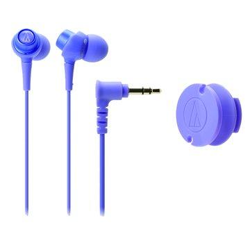 CKL203 LPL(淺紫)耳塞式耳機(福利品出清)