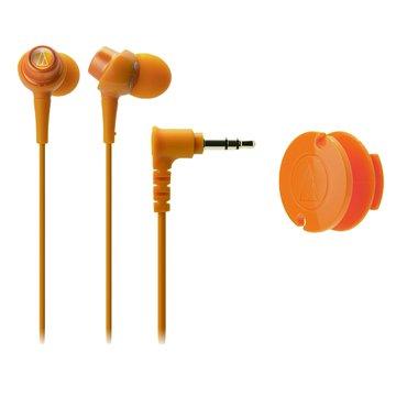CKL203 OR(橘)耳塞式耳機(福利品出清)