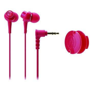 CKL203 RD(紅)耳塞式耳機(福利品出清)