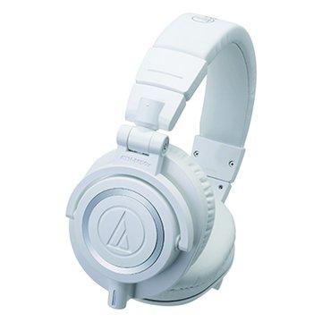 M50x(白)專業監聽耳機(福利品出清)