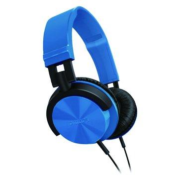 SHL3000BL(藍)頭戴式耳機(福利品出清)