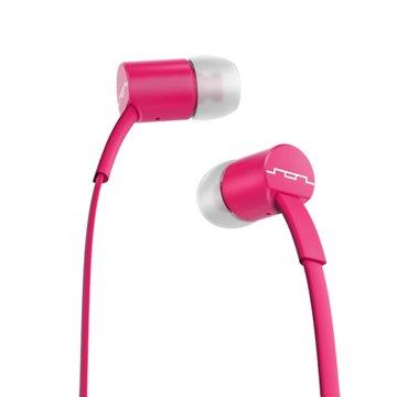 Sol Republic Jax(粉紅)入耳式耳機(福利品出清)