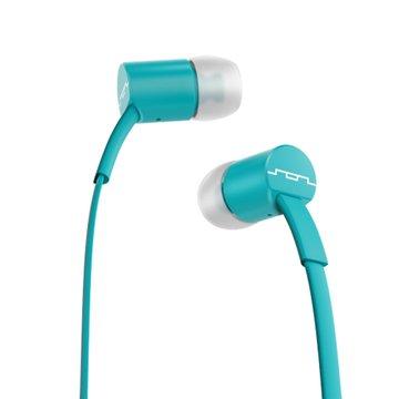 Sol Republic Jax(藍綠)入耳式耳機(福利品出清)