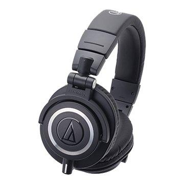 M50x BK(黑)專業監聽耳機