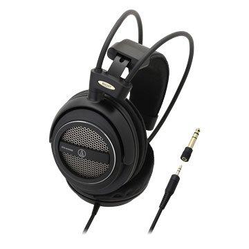 AVA500(黑)開放動圈型耳機