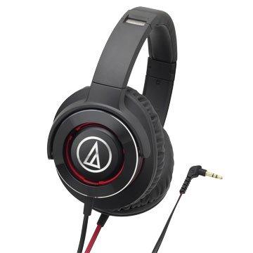 WS770 BRD(黑紅)攜帶式耳機
