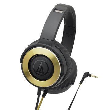 WS550 BGD(金)攜帶式耳機
