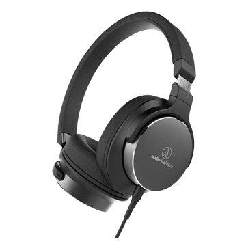SR5 BK(黑)便攜型耳罩式耳機