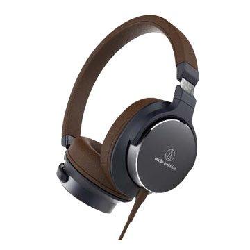SR5 NBW(棕)便攜型耳罩式耳機