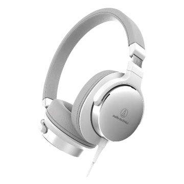 SR5 NBW(白)便攜型耳罩式耳機