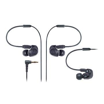 IM50(黑)雙動圈耳塞式耳機(福利品出清)