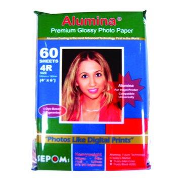 Alumina 4R 亮面相紙