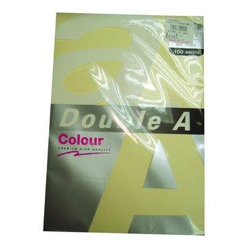 A4色紙(黃)100張80磅