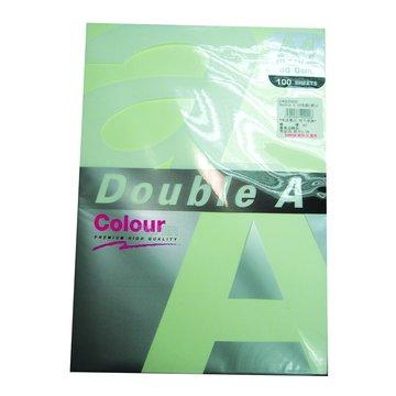 A4色紙(綠)100張80磅