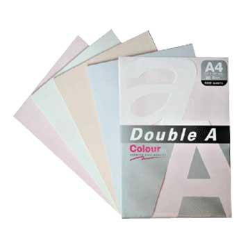 A4色紙(粉紅)50張80磅