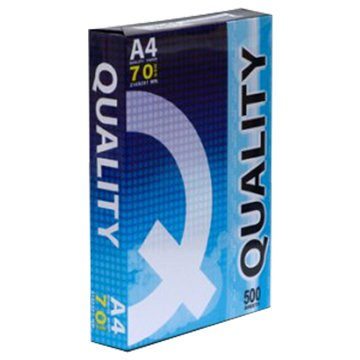 QUALITY 優質 A4多功能500張70磅