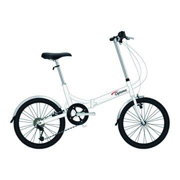 Optoma 16吋6段變速摺疊腳踏車(小折)