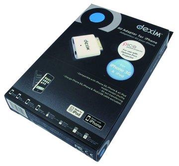 Optoma iPhone/iPod AV連接線(pico贈品)