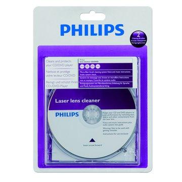Philips CD/DVD磁頭清潔片