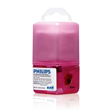 Philips SVC1117R/10 玫瑰螢幕清潔液