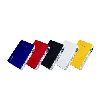 QUMI Q5 攜帶式迷你投影機(黑色)(福利品出清)