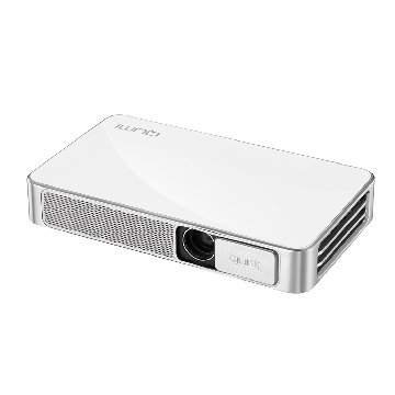 QUMI Q3 Plus (白)便攜式迷你投影機