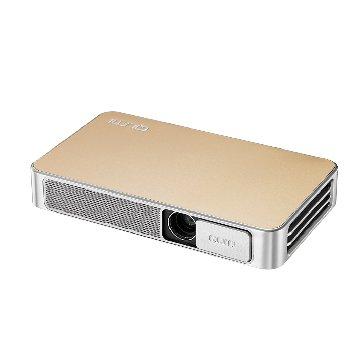 QUMI Q3 Plus (金)便攜式迷你投影機