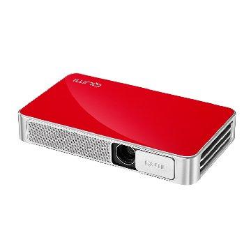 QUMI Q3 Plus (紅)便攜式迷你投影機