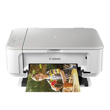 Canon 佳能 MG3670 多功能事務機(白)