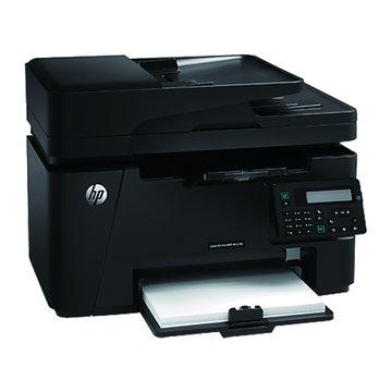 HP LJ Pro M127fn 黑白雷射傳真複合機(福利品出清)