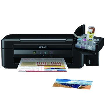 EPSON L350 連續供墨商用事務機(福利品出清)