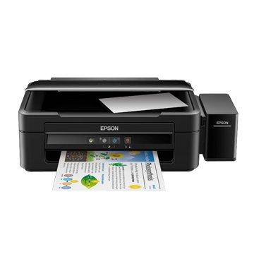 EPSON 愛普生 L380高速三合一連續供墨印表機