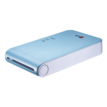 LG pocket photo 3.0 PD239B隨身相印機(藍)