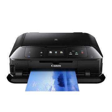 Canon 佳能 MG7570 雲端噴墨複合機(黑)(福利品出清)