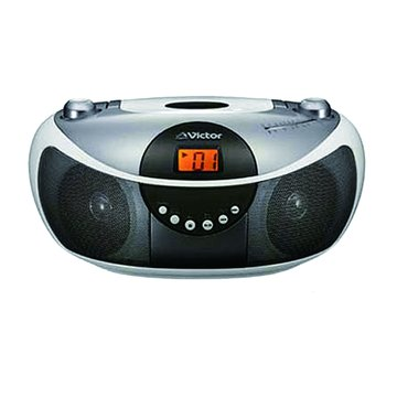 JVC RD-EZ16 CD/MP3/USB手提音響(福利品出清)