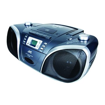 JVC RC-EZ53H CD/MP3手提音響(福利品出清)