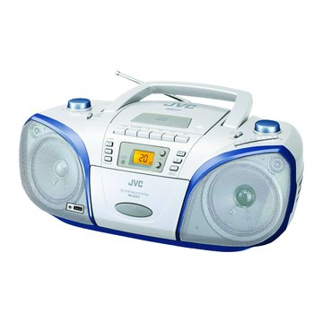 JVC RC-EZ57 CD/MP3手提音響(福利品出清)