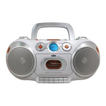 AK-W610ML CD/MP3/卡帶手提收錄音機
