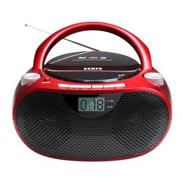 SAMPO 聲寶 AK-W1601L手提CD/MP3音響