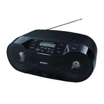 SONY ZS-RS70BT CD/MP3/藍牙手提音響(福利品出清)