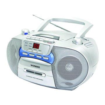WONDER WD-4204 CD手提式音響(福利品出清)