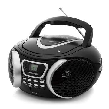 WONDER WD-9207M 手提MP3/CD音響(福利品出清)