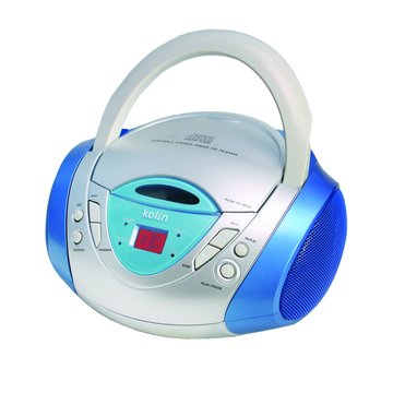 kolin KCD-W7080手提CD音響(福利品出清)