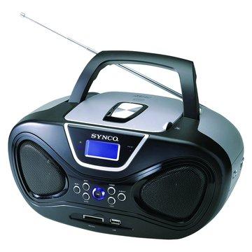 SYNCO SYN-357 MP3/USB手提音響(福利品出清)