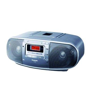 Panasonic RX-D50 手提CD/卡帶/MP3/FM音響(福利品出清)